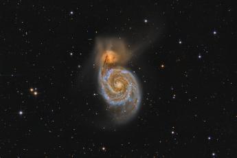 M51 - Галактика Водоворот