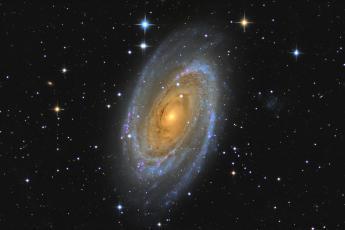 M81 - Галактика Боде