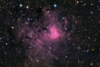NGC1491 — эмиссионная туманность