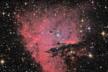 NGC281 - Эмиссионная туманность