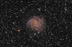 NGC6946 - Галактика Фейерверк